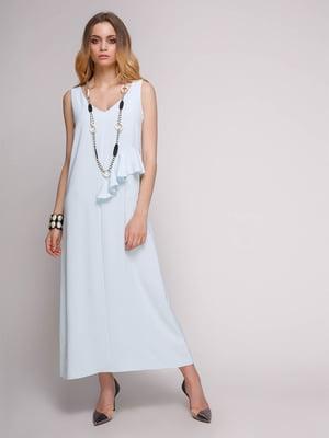 Сукня блакитна   5092151