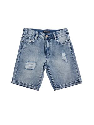 Шорти блакитні джинсові | 5096691
