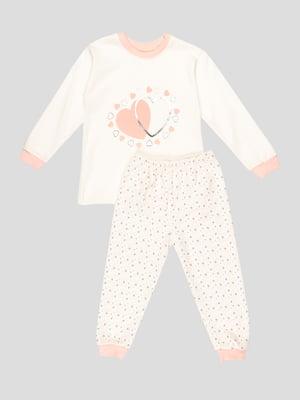 Пижама: джемпер и брюки | 5074353