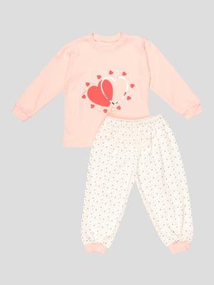 Пижама: джемпер и брюки | 5074354