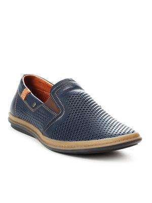 Туфлі сині | 5091376