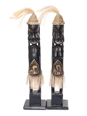 Декор «Маори-мужчина» (50 см) | 5096810