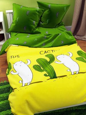 Комплект постельного белья двуспальный | 5098366