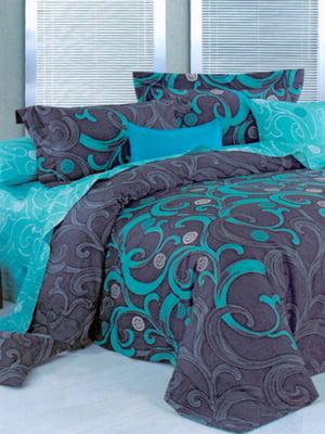 Комплект постельного белья двуспальный | 5098389