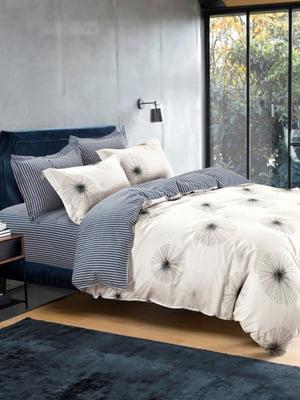 Комплект постельного белья двуспальный (евро) | 5098397
