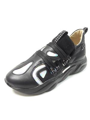 Кроссовки черные | 5098497