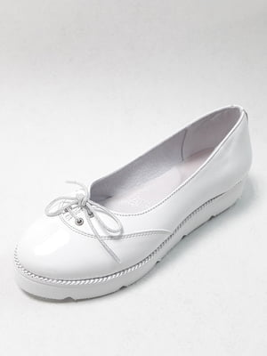 Слипоны белые | 5098504