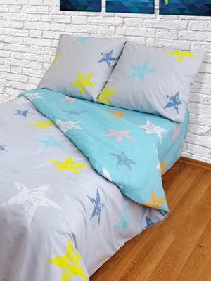 Комплект постельного белья двуспальный (евро) | 5086257