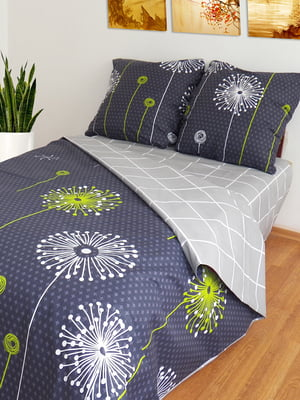 Комплект постельного белья двуспальный | 5086259