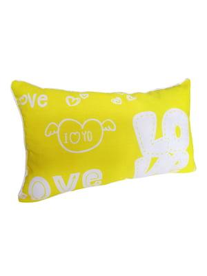 Подушка декоративная (25х45 см) | 5098533