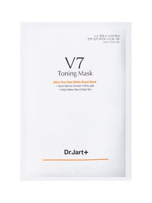 Маска тонизирующая с витаминным комплексом V7 Toning Mask (30 г) | 4909644