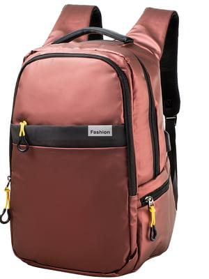 Рюкзак бордовый | 5033268