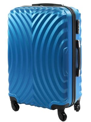 Валіза блакитна | 5071336