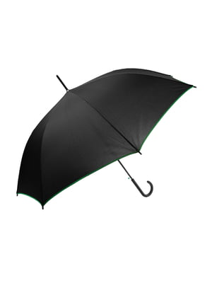 Зонт-полуавтомат черный | 5087452