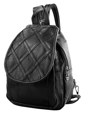 Рюкзак чорний | 5087480