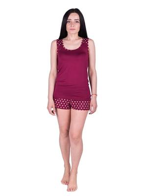 Піжама: майка і шорти | 5098941