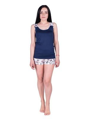 Пижама: майка и шорты | 5098943