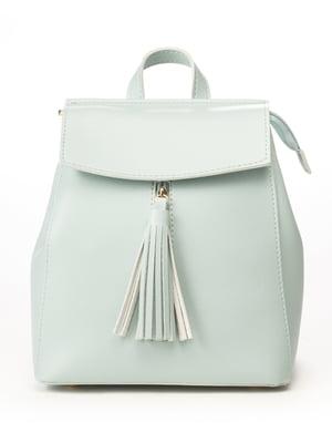 Рюкзак м'ятного кольору | 5095129