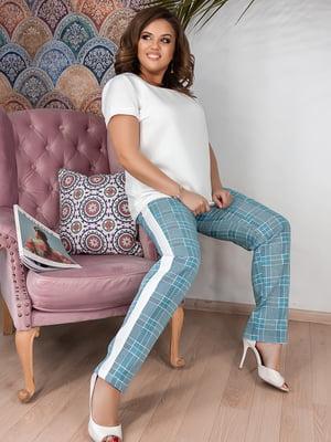 Костюм: блуза і брюки   5099329