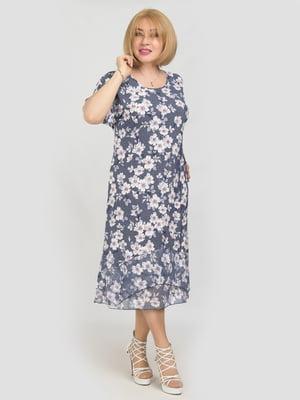Сукня в принт | 5099616