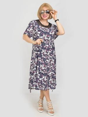 Сукня в принт | 5099617