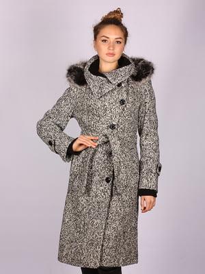 Пальто сіре | 5099921