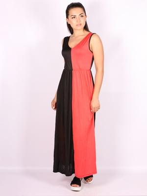 Платье двухцветное   5100484