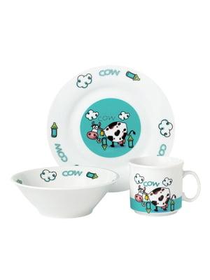 Набор детской посуды (3 предмета) | 5099854