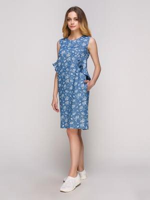 Сукня блакитна | 5092135