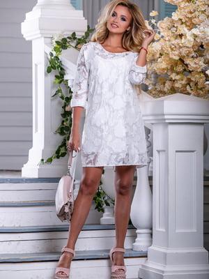 Платье белое   5100642