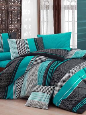 Комплект постельного белья двуспальный (евро) | 5100756