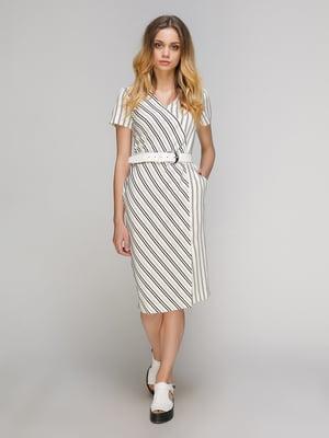 Платье в полоску | 5092119