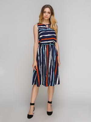 Сукня в смужку | 4771602