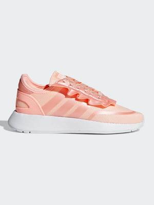 Кросівки персикового кольору | 4904697