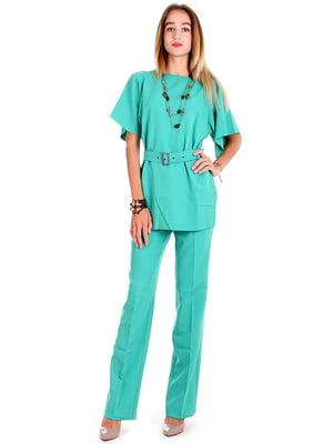 Костюм: блуза и брюки | 5100931