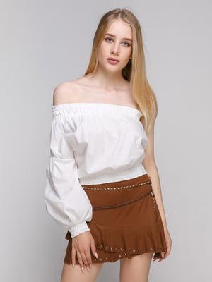 Блуза біла | 4562794
