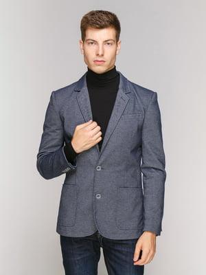Піджак синій | 5082400