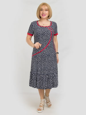 Сукня в принт | 5101236