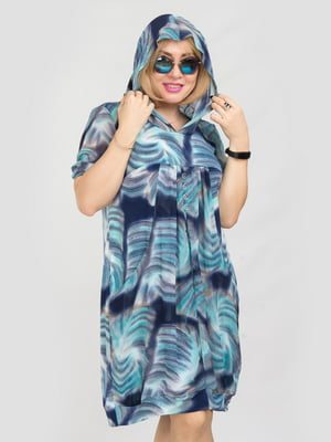 Сукня в принт | 5101242