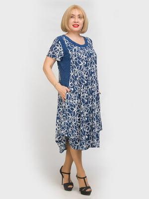 Сукня в принт | 5101279