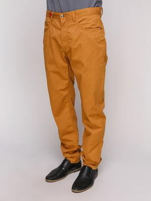 Штани коричневі | 4854829