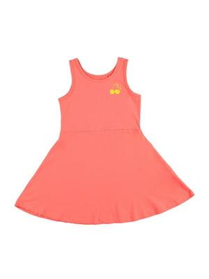 Сукня помаранчева | 5058126