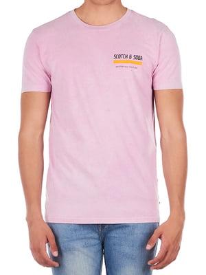 Футболка рожева | 4936736