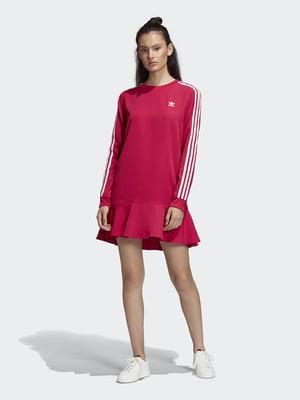 Сукня бордова | 4932426