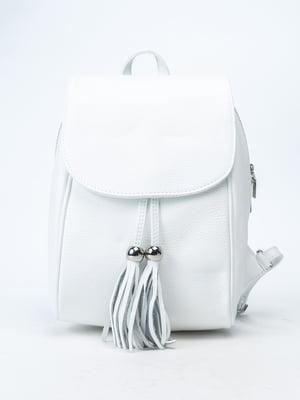 Рюкзак білий | 5096743