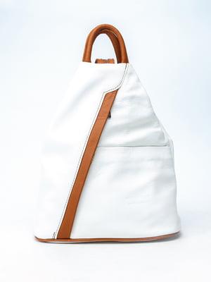 Рюкзак белый | 5096800