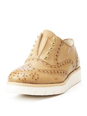 Туфлі коричневі | 5094319