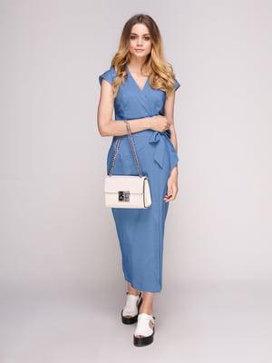 Сукня блакитна | 5092128