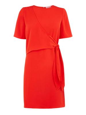 Платье красное - WareHouse - 5103032