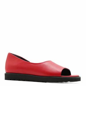Туфлі червоні | 5102876